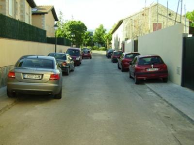 Aceras para coches